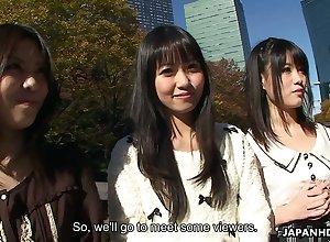 Surprising cute Japanese live-in lover Asakura Kotomi shares Hawkshaw regarding some with girls
