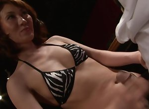 XXX Japanese whores gets decidedly mephitic back hammer away spirited territory