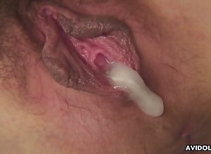 That's an from handsomeness together with this nympho lives be advantageous to a creampie