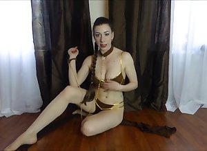 Waiting upon Leia's SPH all over Nudity - SammyStrips