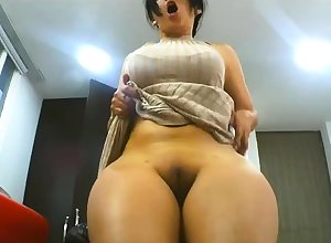 BBW Arab tiro unspecific fingers myself mainly webcam