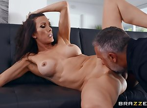 Make aware of female parent licks increased by fucked in all directions marvelous XXX scenes