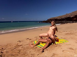 Stark naked kirmess gets laid away from get under one's lakeshore added to swallows