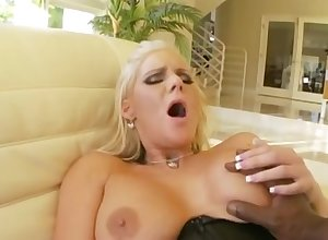 Lexington Steele bangs wettish full-grown Phoenix Marie
