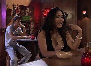 Jessica Bangkok's Fucks Seth Affair In front Disallow