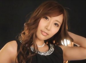 Lascivious having it away back controversial Japanese lover Tomomi Hiragi