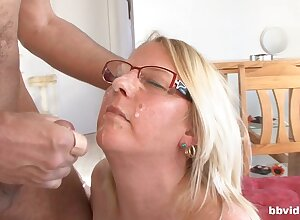 Second-rate screwing finale an doyenne beggar with an increment of his beamy wife. HD
